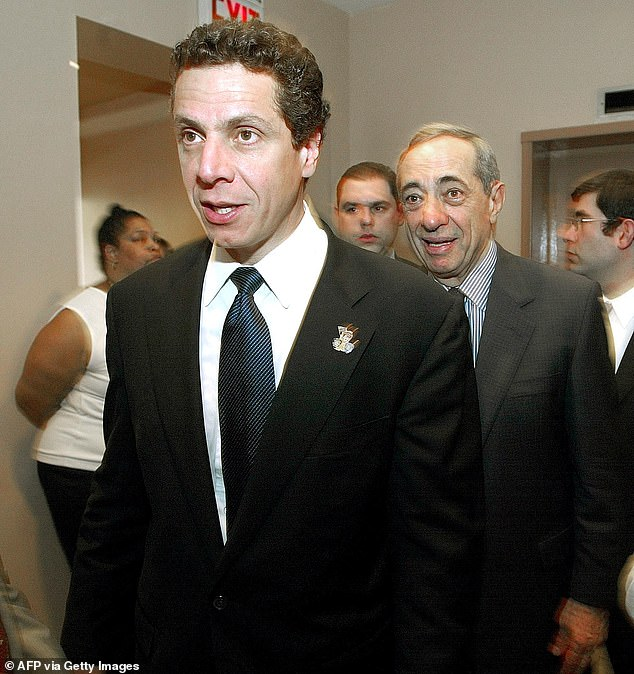 , New book claims college-aged Andrew Cuomo rebuked by father for comparing women's breasts, The Today News USA