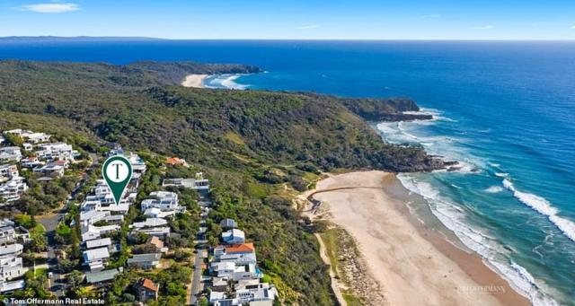 Perched in the prestigious beachside region of North Sunshine, the property was designed by multi-award-winning designer Chris Clout alongside acclaimed builder Damien Davidson