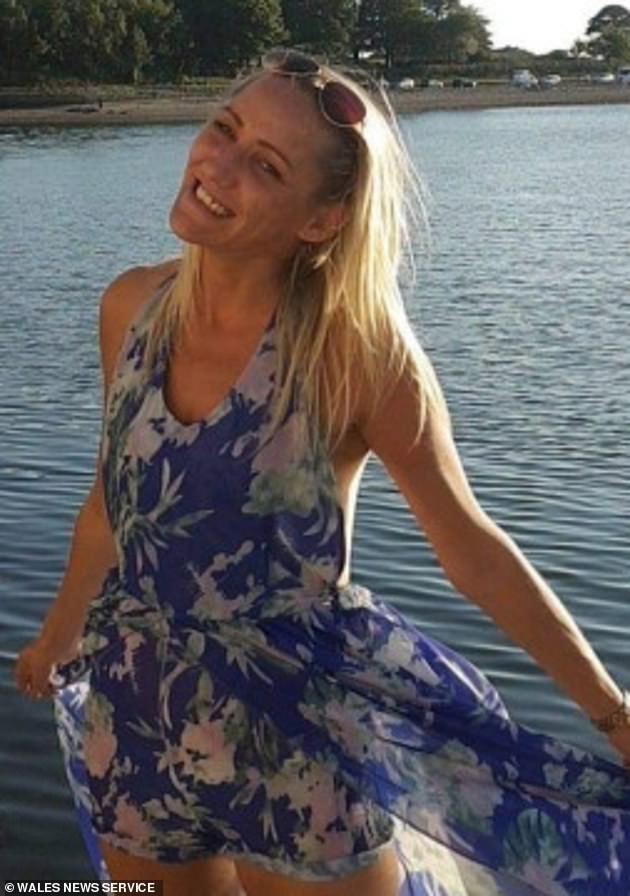 Kimberley, who has two brothers, said her mother was a very 'proud' woman and for her to ask for help would have been a 'big deal' for her (Pictured: Tragic Clare Childes)