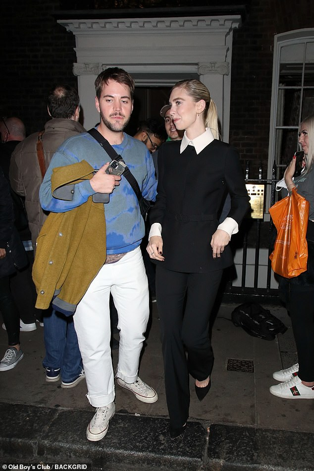 , Vanessa Kirby supports fellow The Crown star Olivia Colman at The Lost Daughter screening, The Today News USA