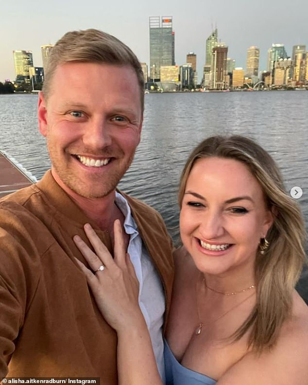 She said yes!Bachelor in Paradise stars Glenn Smith and Alisha Aitken-Radburn have announced they are engaged