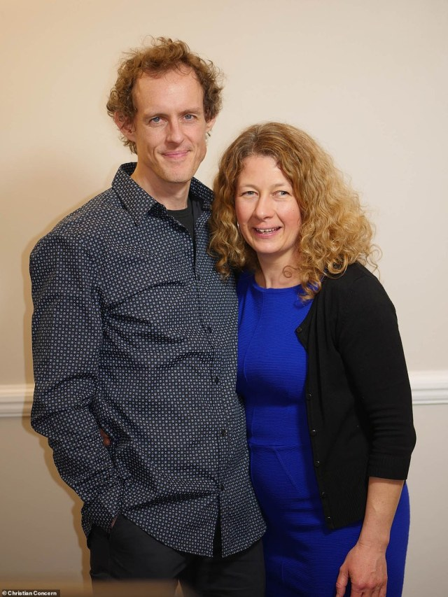 Nigel and Sally Rowe, who live on the Isle of Wight, first publicly objected to the guidance in 2017
