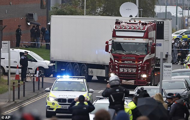 , BBC viewers left in tears at 'harrowing' details of Essex lorry deaths, The Today News USA