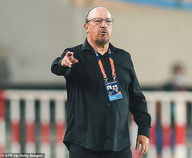 He had last managed at Chinese outfit Dalian and believes the Everton board questioned that