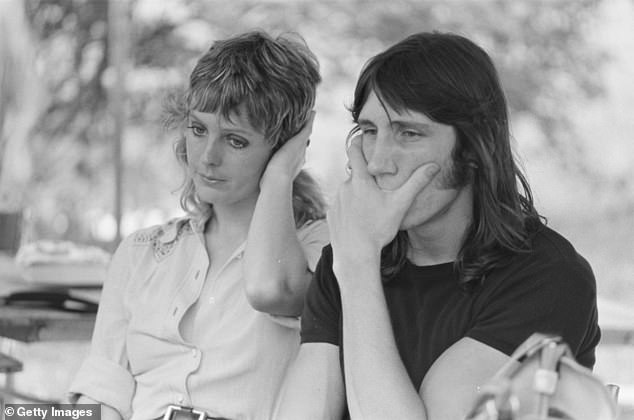 Childhood sweethearts:As for his first three marriages, in 1969, Roger married his childhood sweetheart Judy Trim but they divorced in 1975