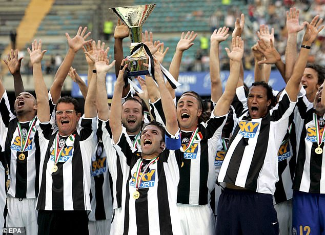 Juventus'2005 and 2006 league titles were taken away as punishment for the match-fixing