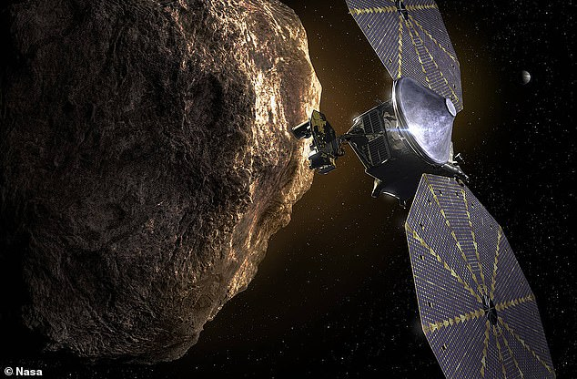 NASA's Lucy mission will launch this week, beginning a 12-year journey through the solar system that will include a swing-by of eight different Jupiter-orbiting asteroids