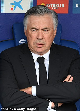 Carlo Ancelotti could also be without Eder Militao who also picked up an injury on international duty