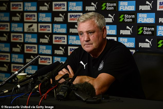 Bruce was expected to be dismissed during the international break but remains in charge
