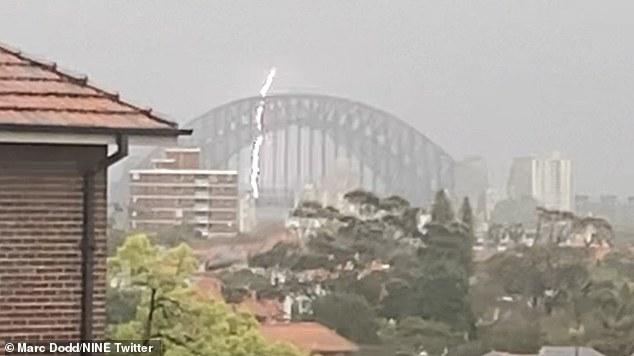 , NSW weather: Tornado hits Armidale after huge lightning storm battered Sydney, The Today News USA
