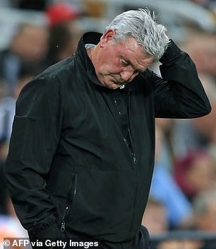 Steve Bruce is expected to be sacked following Newcastle's takeover