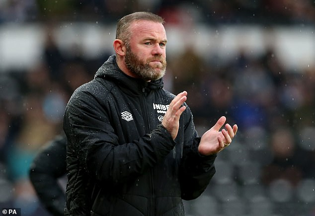 Wayne Rooney has called for Derby'sadministrators to find a right buyer for the strugglers