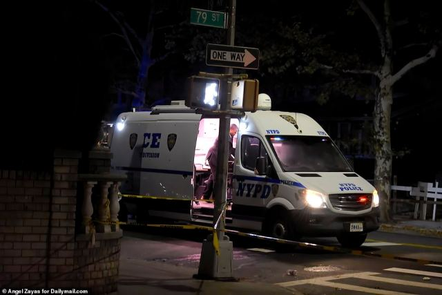 Wu and Li had been together for around two years and broke up about a month ago, according to a friend of Liang's. Li lived in the Bensonhurst home where she returned on Wednesday evening to find Wu awaiting them