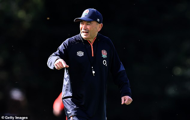 Eddie Jones invited Smith to train secretly with England barely minutes after his Maths A-Level