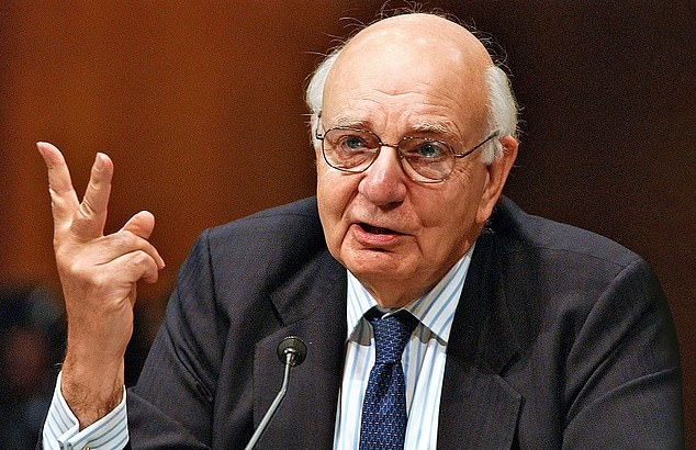 Legendary Federal Reserve chairmanPaul Volcker led the US intoadopting a monetary approach to controlling inflation
