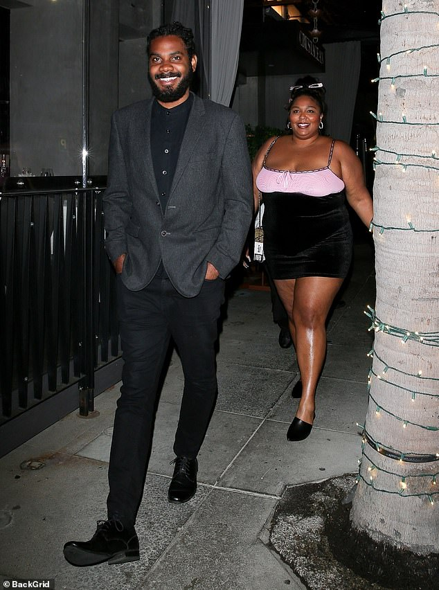Getting close: The two were first seen being intimate in Miami in March, and they were spotted later in August on a visit to Craig's in West Hollywood