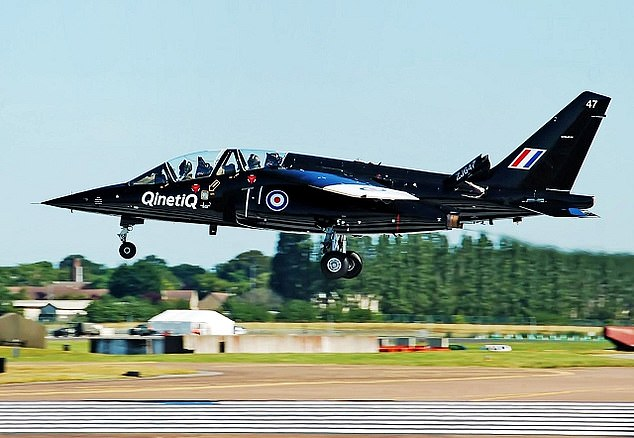 Supply woes: Qinetiq said said profitability for the full year would be at the lower end of its expectations
