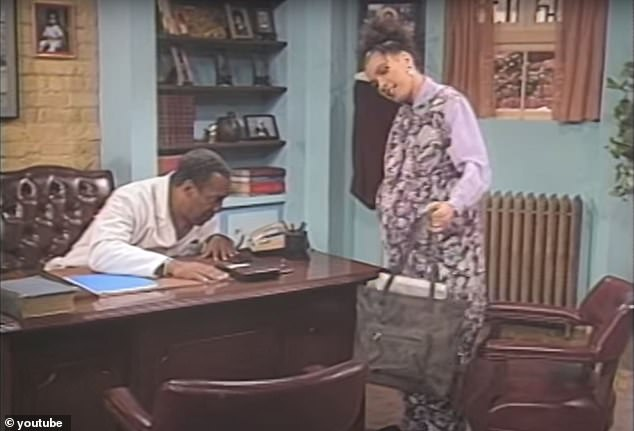 Bernard acted alongside Cosby during the final season of The Cosby Show