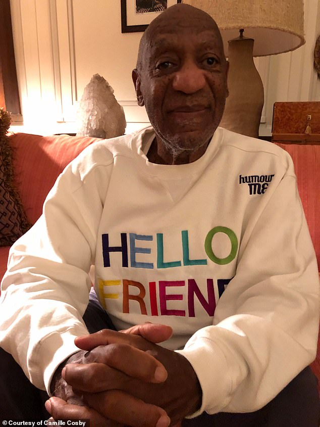 Cosby was freed from prison after the court overturned his conviction in June