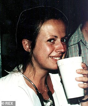 He said Durst showed up at the apartment, threatening Kathie (pictured) who vanished 10 days later
