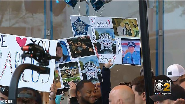 , Paralyzed partner of slain Chicago police officer Ella French is released from rehab facility, The Today News USA