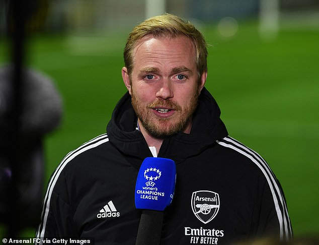 ManagerJonas Eidevall will be delighted considering they lost 4-1 to Barcelona last week