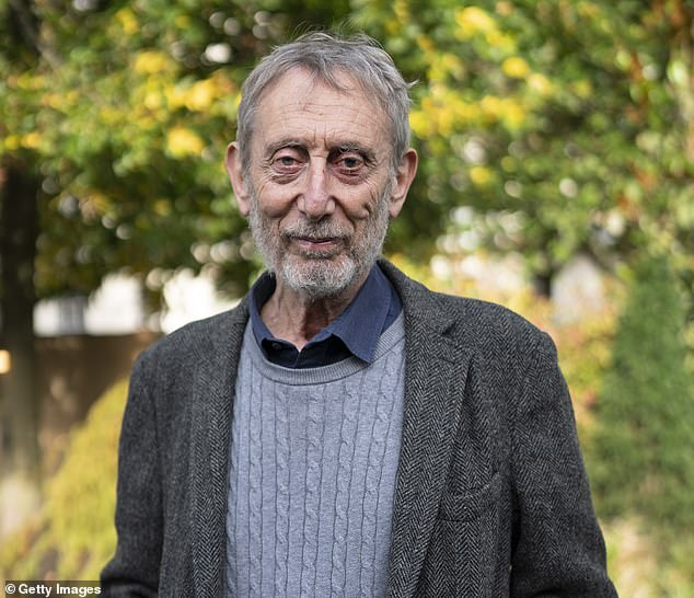 Writer Michael Rosen described the pain of losing his 18-year-old son Eddie in 1999.