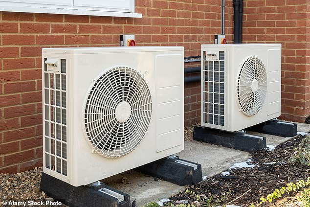 Homeowners are set to be offered a £5,000 'boiler upgrade grant' it they choose to switch to a heat pump early. The devices, however, cost around £10,000 and need to be either installed in the ground or outside the house