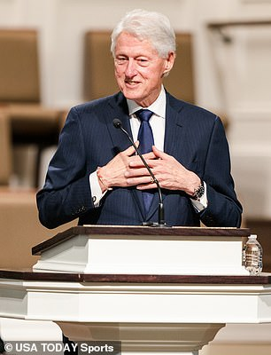 , Bill Clinton hospitalized with possible sepsis in California: Former president, 75, is in the ICU, The Today News USA