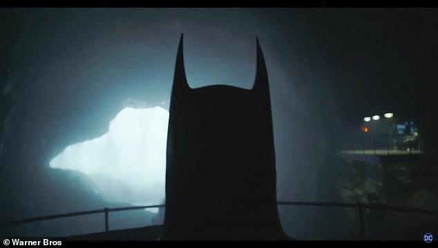 Watch Michael Keaton heard again as Batman in The Flash teaser at DC Fandome – Superstar gossip