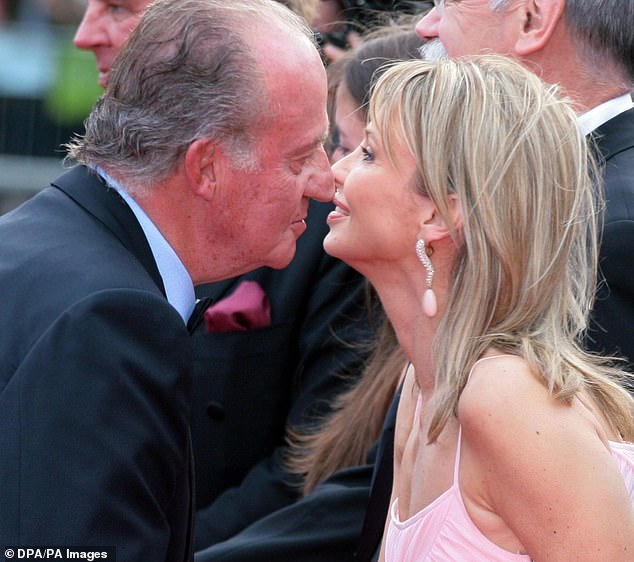 Watch Spain's Juan Carlos: You'll be able to't sue me… I was a King! – Residence | Day by day Mail Online