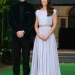 Kate Middleton stuns in pastel McQueen dress at Earthshot Prize 💥👩💥
