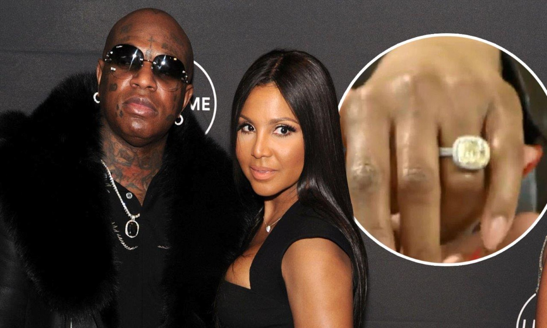 Image result for BIRDMAN CONFESSES HIS LOVE FOR TONI BRAXTON FOLLOWING ENGAGEMENT RUMORS