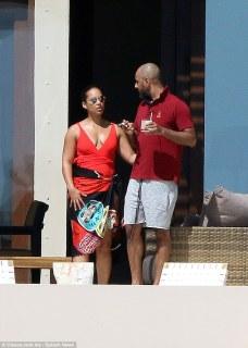 Alicia Keys And Swizz Beatz Mexican Gateaway