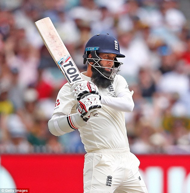 The all-rounder was part of the England side that was thrashed 4-0 by Australia down-under