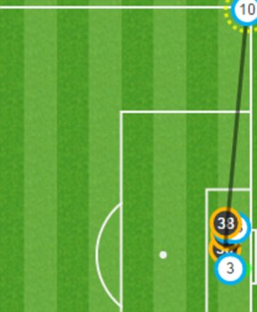 Atalanta took the lead after 11 minutes with Rafael Toloi sliding in to convert a corner kick. CLICK HERE to see more from Sportsmail's brilliant MATCH ZONE feature.