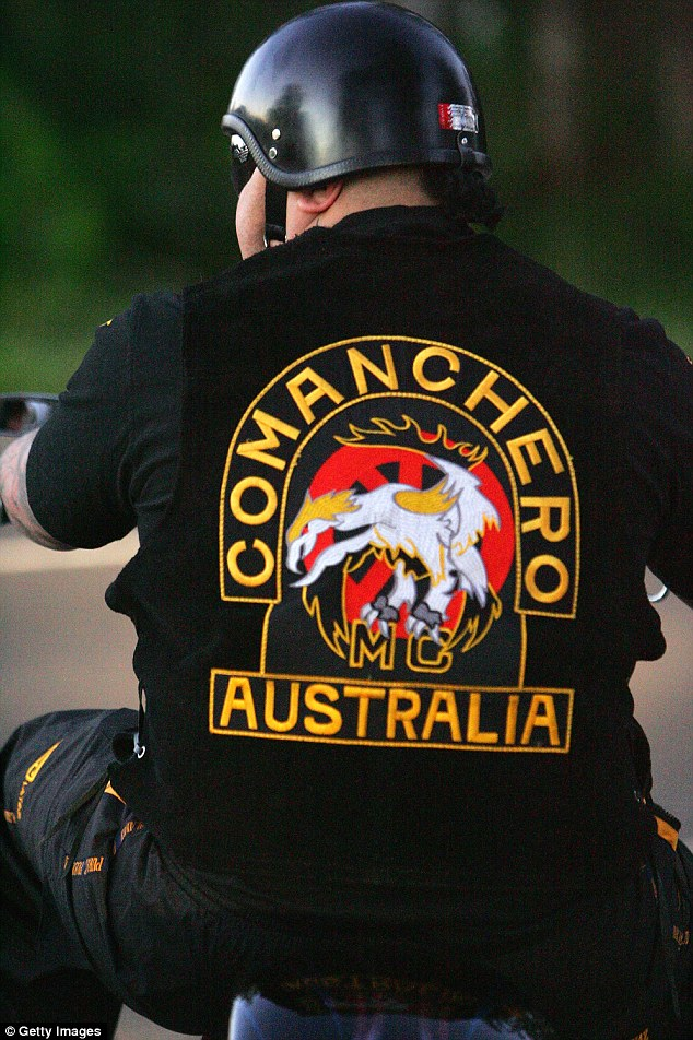 The Comanchero have spread from the NSW Central Coast and Sydney to Spain and Russia
