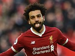 Mohamed Salah equals Luis Suarez's record with 31st goal