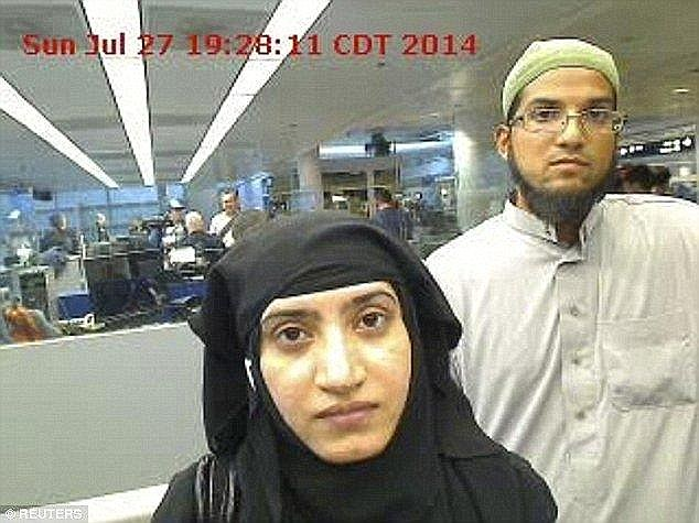 The ability of police to unlock iPhones was highlighted during the conflict between Apple and the FBI in San Bernadino, who wanted Apple to help them access the iPhone 5C of the San Bernadino murderer Syed Rizwan Farook (right) and it is believed the organization used Cellebrite's technology