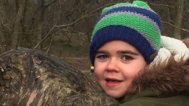 Alfie Dingley's mother, Hannah Deacon, has repeatedly urged the Government to grant the youngster a licence to use cannabis oil to soothe his symptoms