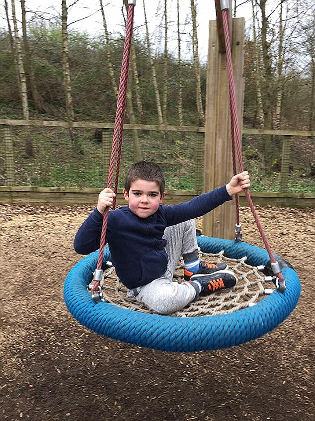His family who spent five months in Den Haag, said the medication, prescribed by a paediatric neurologist, reduced his seizures in number, duration and severity