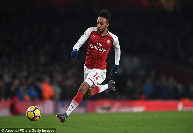 Aubameyang has conceded some Arsenal players 'are a bit resigned' after the 3-0 defeat