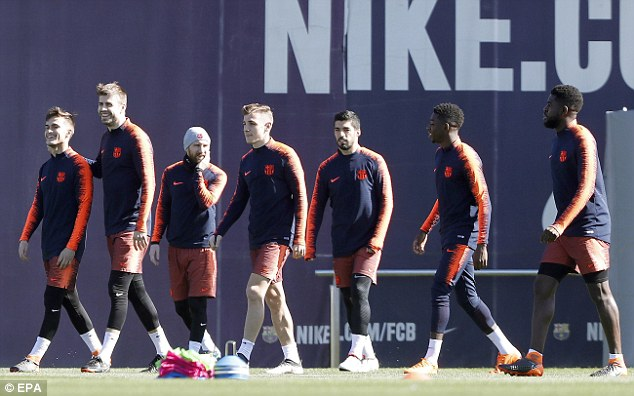 A busy week for Barcelona concludes on Sunday with their third La Liga contest in eight days