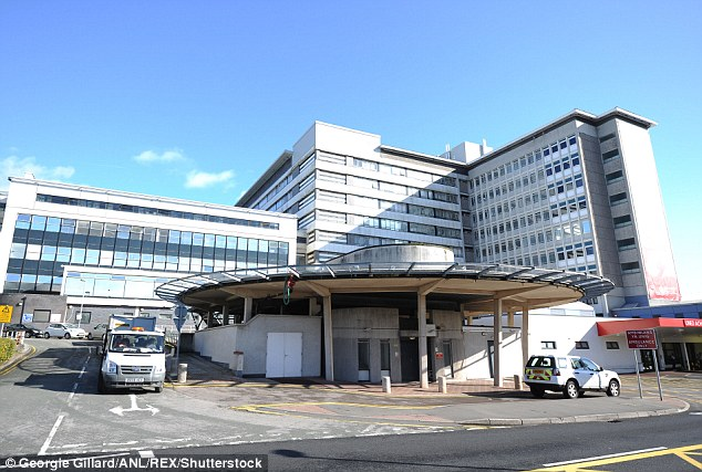 The University Hospital Of Wales in Cardiff is one of the hospital affected by the shortage of nurses
