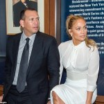Jennifer Lopez and Alex Rodriguez Spotted at the Yankee stadium in the Bronx