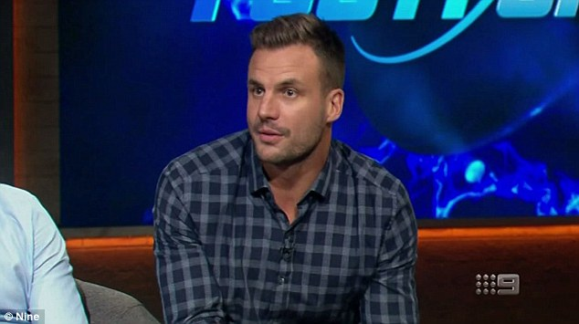 Not even renowned funnyman former NRL player and co-host Beau Ryan (pictured), who previously co-hosted alongside Vautin, could save the show