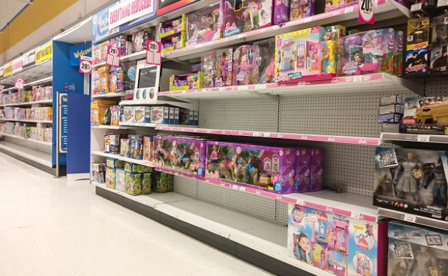 Shoppers Reminisce As Toys R Us Stores Across Uk Close