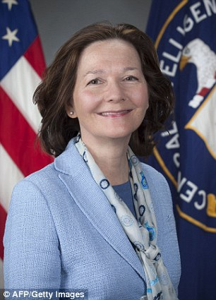 Replacement: Mike Pompeo, who had been CIA director, will now lead the State Department and Gina Haspel, a career CIA officer who was its deputy director will become the first woman to lead it