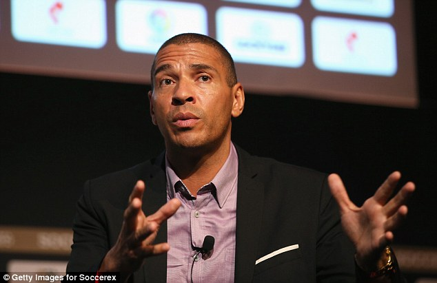 Former Liverpool striker Stan Collymore is another high-profile name currently working for RT