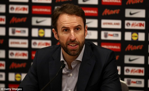 England manager Gareth Southgate knows he will have to allay fears amid political tensions